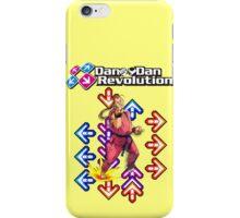 Dan Dan Revolution! iPhone Case/Skin