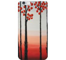 Red Reborn iPhone Case/Skin