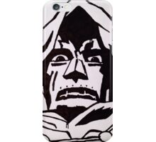 Doctor MF (DOOM) iPhone Case/Skin