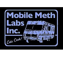 Mobile Lab Photographic Print