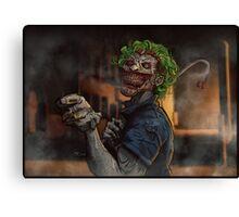 New Joker 52 Canvas Print