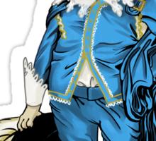 Pug Blueboy Sticker