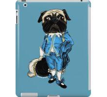Pug Blueboy iPad Case/Skin