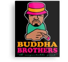 BUDDHA BROTHERS (DESIGN DO$) Metal Print