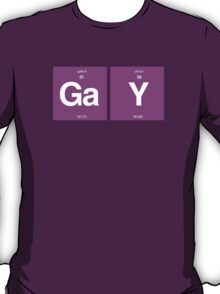 GAY ELEMENTS T-Shirt