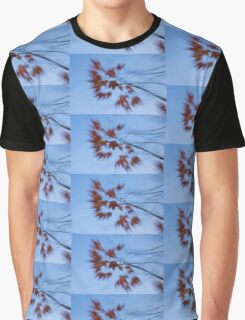 Abstract Impressions of Fall - Autumn Wind Melody Graphic T-Shirt