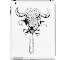 Buffalo - Fineliner Illustration iPad Case/Skin