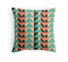 Deco Navajo Throw Pillow