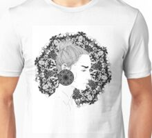 Eva - Fineliner Illustration Unisex T-Shirt