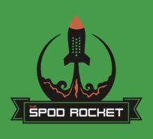The Spod Rocket Kids Tee