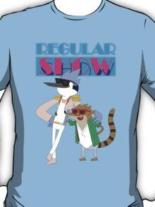Mordecai & Rigby Miami Vice T-Shirt