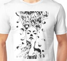 Florist - Fineliner Illustration Unisex T-Shirt