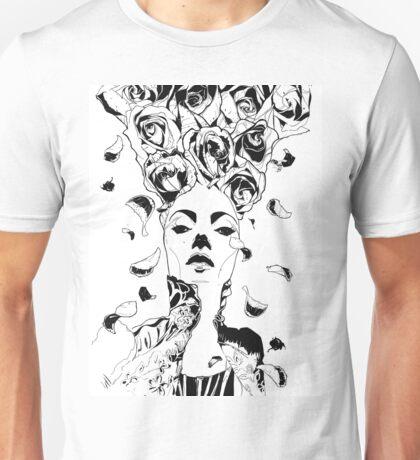 Florist - Fineliner Illustration Unisex T-Shirt