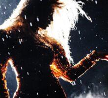 Beyoncé - Under the Rain  Sticker