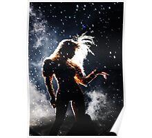 Beyoncé - Under the Rain  Poster