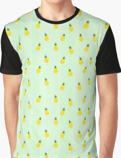 Graphic Pineapple Graphic T-Shirt