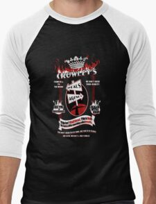 Crowley's Deals Agency Men's Baseball ¾ T-Shirt
