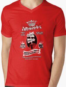 Crowley's Deals Agency Mens V-Neck T-Shirt