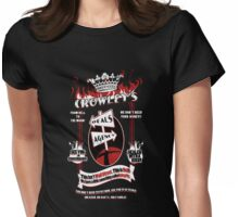 Crowley's Deals Agency Womens Fitted T-Shirt