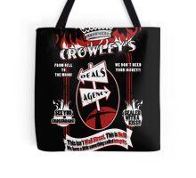 Crowley's Deals Agency Tote Bag