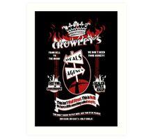 Crowley's Deals Agency Art Print