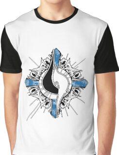 Balamb Garden Graphic T-Shirt