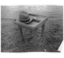 Summer Tavli (Backgammon) Game Poster