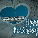 Happy Birthday - Flautist by garigots