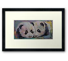 Baby Pandas Framed Print