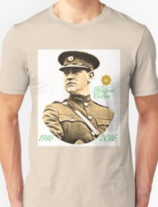 Michael Collins 1916-2016 Unisex T-Shirt