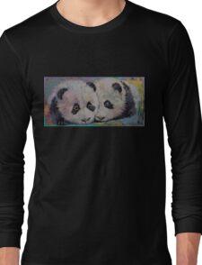 Baby Pandas Long Sleeve T-Shirt
