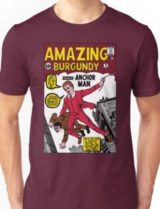 Your Classy Neighborhood Anchorman  Unisex T-Shirt