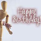 Happy Birthday - Artist by garigots