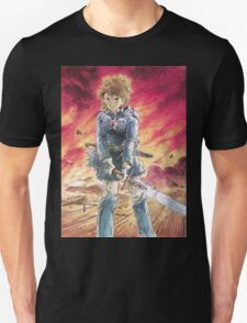 Nausicaä of the Valley of the Wind Unisex T-Shirt