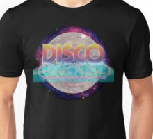 Electro Disco Ball Unisex T-Shirt