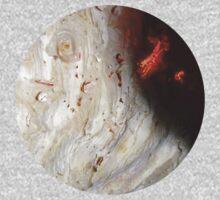 Flaming Seashell 2 One Piece - Short Sleeve