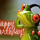 Happy Birthday - DJ by garigots