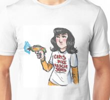 One Woman Chris Pike Rescue Squad Unisex T-Shirt