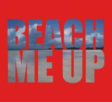 Beach me up One Piece - Short Sleeve