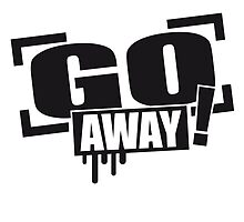Go Away Logo Design by Style-O-Mat