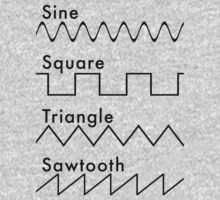 Types of Sounds Waves by Jonathan Lynch