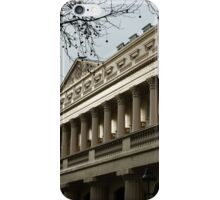 Stormy Sunlight in London iPhone Case/Skin