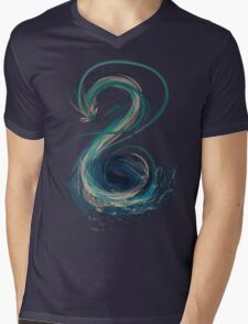 Whorleater Mens V-Neck T-Shirt