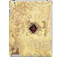 Mischief Managed! iPad Case/Skin