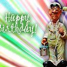 Happy Birthday - Painter by garigots