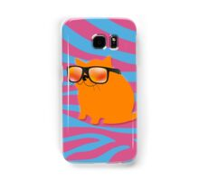 Cool Cat Samsung Galaxy Case/Skin