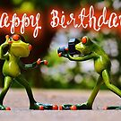 Happy Birthday - Photographer by garigots