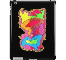BAMF graffiti style iPad Case/Skin