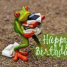 Happy Birthday - Office by garigots