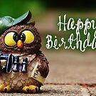 Happy Birthday - Naturalist by garigots